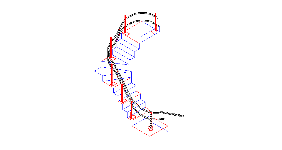 Automated Staircase development<